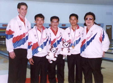 1995 SEA Games Doubles Champions