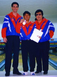 1995 SEA Games Masters Champion